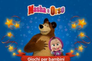 Masha e Orso gioco per bambini