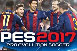 Pro Evolution Soccer – PES 2017 – Prossima uscita