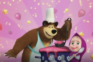 Masha e Orso giochi di cucina gratis – Video recensione per Android – Youtube