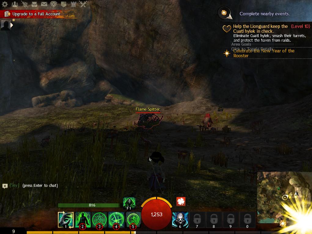 Giochi per PC gratuiti - Guild Wars 2 immagine del gioco