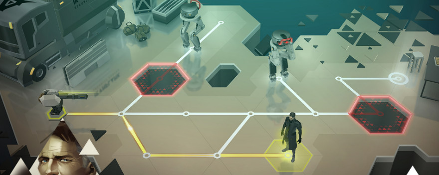 Giochi completi per Android gratuiti - Deus Ex Go - Puzzle Challenge