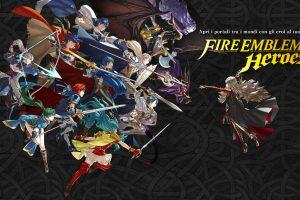 Fire Emblem Heroes – Prossima uscita su Google Play in febbraio 2017