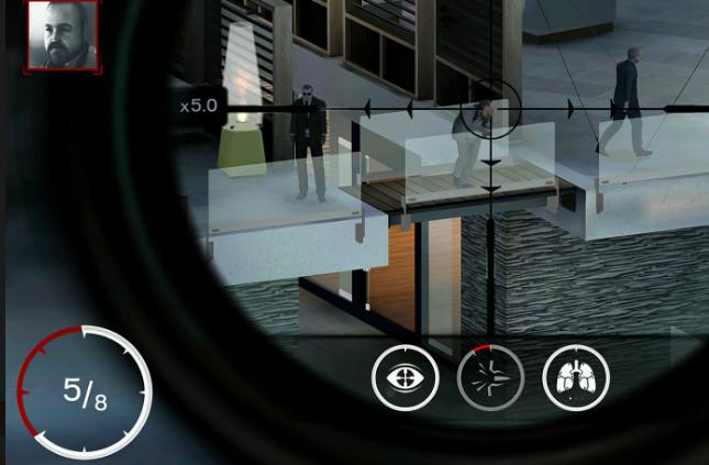 Free full Android games - Hitman Sniper - Checchino foto 1