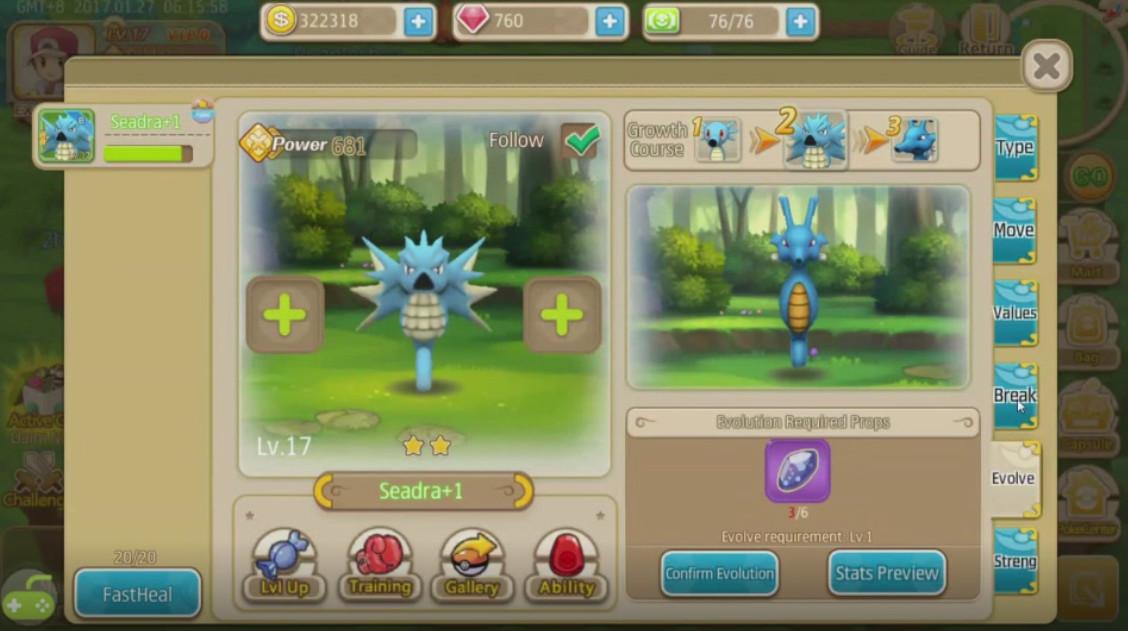 Monster Park Evoluzione
