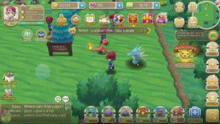 Monster Park gioco stile pokemon