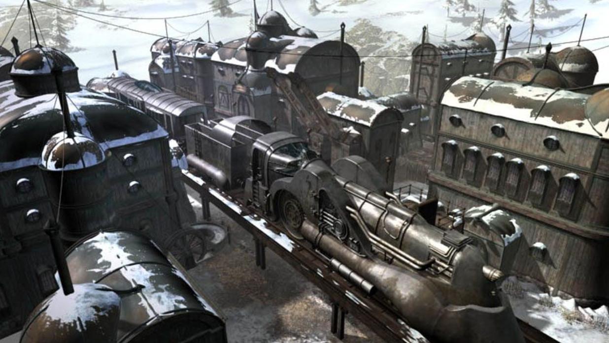 Giochi per PC Gratuiti - Syberia 2