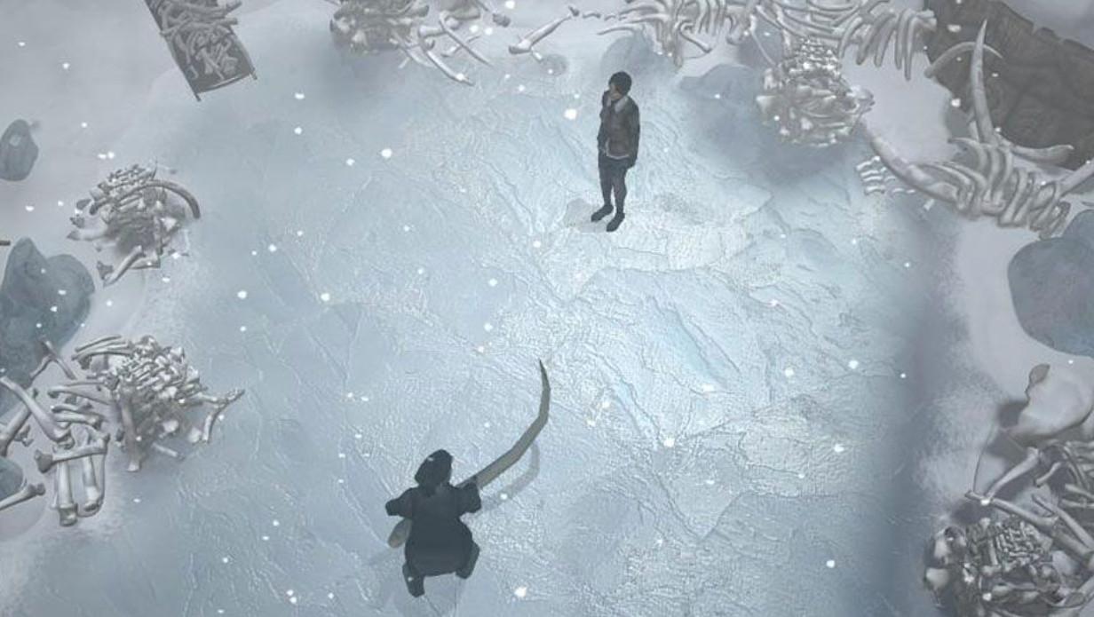 Giochi per PC Gratuiti - Syberia 2 visione dall'alto