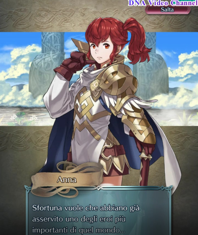 Fire Emblem Heroes - Characters Dialogue