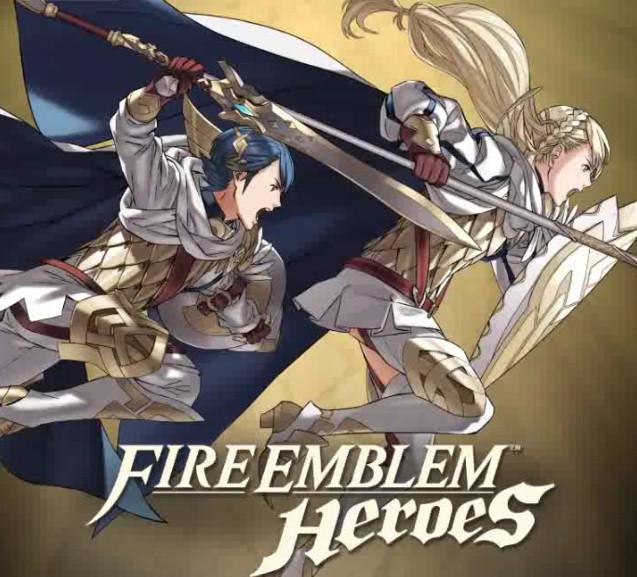 Fire Emblem Heroes Titolo