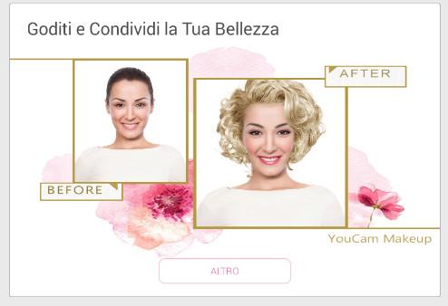 Come creare selfie perfetti con l'app Android YouCam Makeup