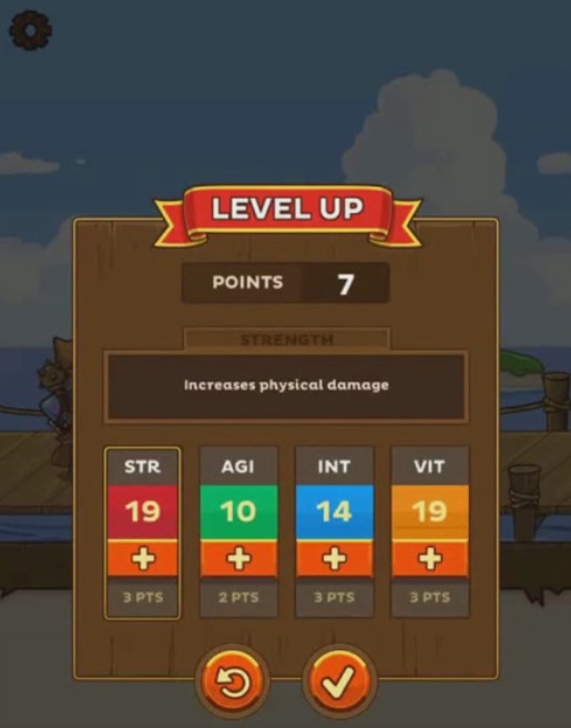 Cheat Engine Postknight - skill points