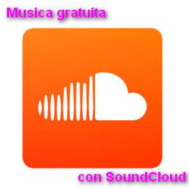Musica gratis - Sound Cloud