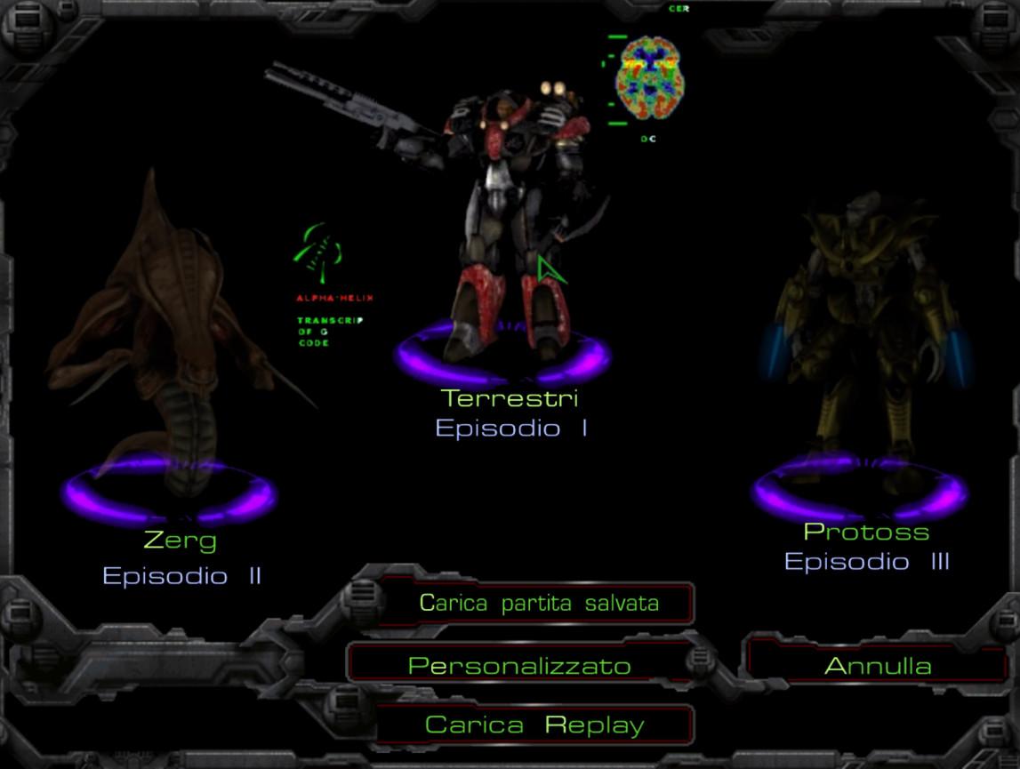 Giochi per PC Gratuiti - Starcraft