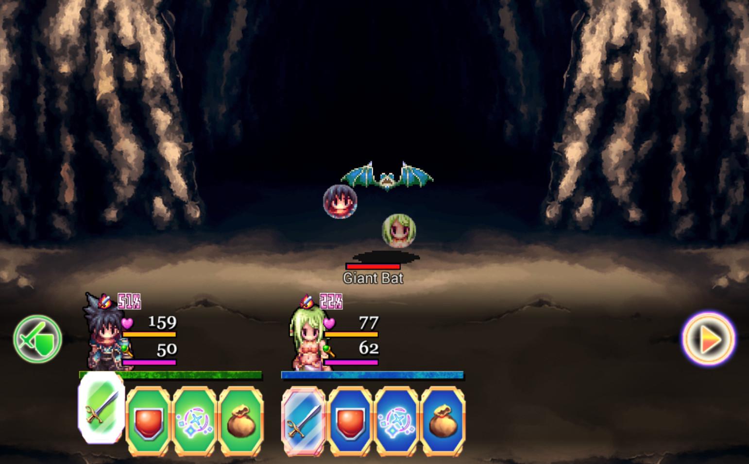 Giochi completi per Android combattimenti