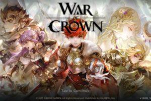 War of Crown – Gioco simil Final Fantasy Tactics – Rilasciata