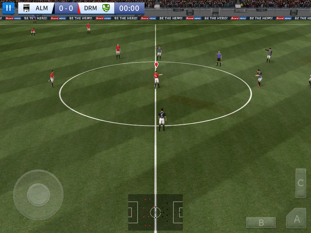 Dream League Soccer 2017 - Kick-off