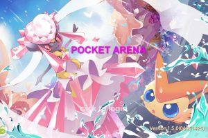 Fantasy Myst cambia nome in Pocket Arena – Update del gioco pokemon