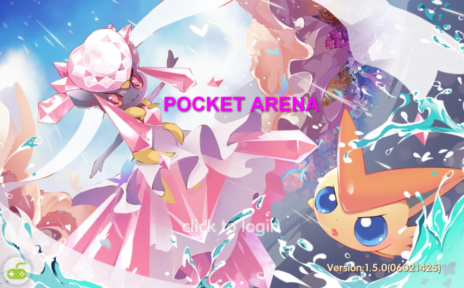 Fantasy Myst diventa Pocket Arena Gioco pokemon
