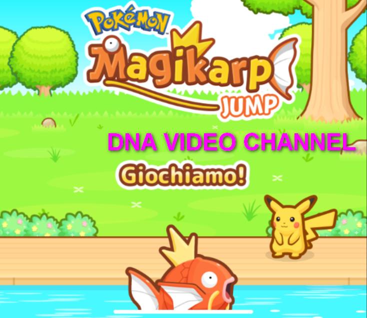 Pokemon Magikarp Jump Gioco Android