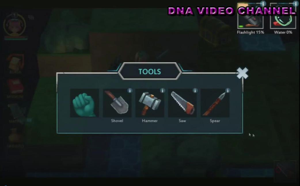 Giochi gratuiti offline per Android - Ankora oggetti
