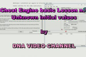 Cheat Engine Tutorial per principianti – Guida all'uso di Cheat Engine – Android – PC