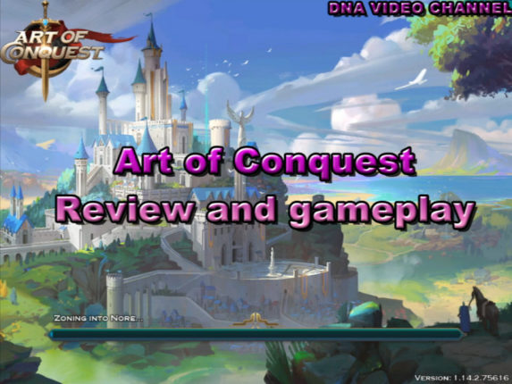 Art of Conquest recensione e gameplay