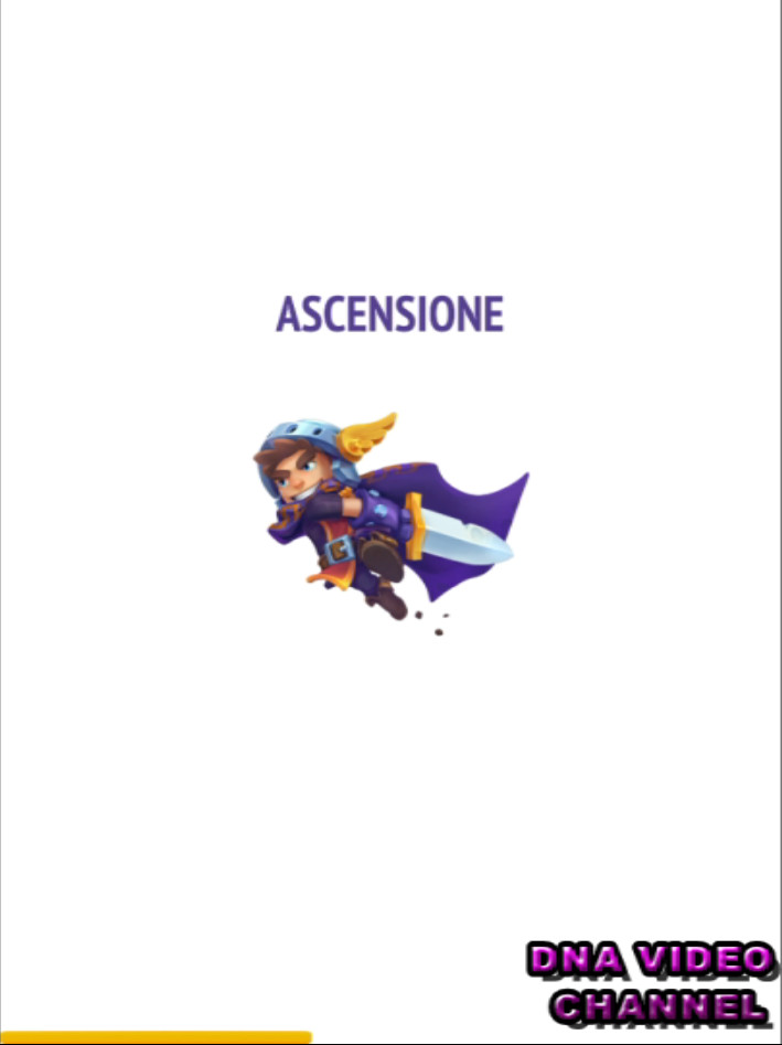 Top Android free RPG offline games - Nonstop Knight ascensione