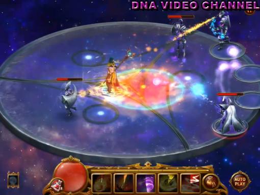 Aggiornamento Guild of Heroes Altare delle stelle Nemici
