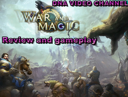 War and Magic Video Gameplay Review
