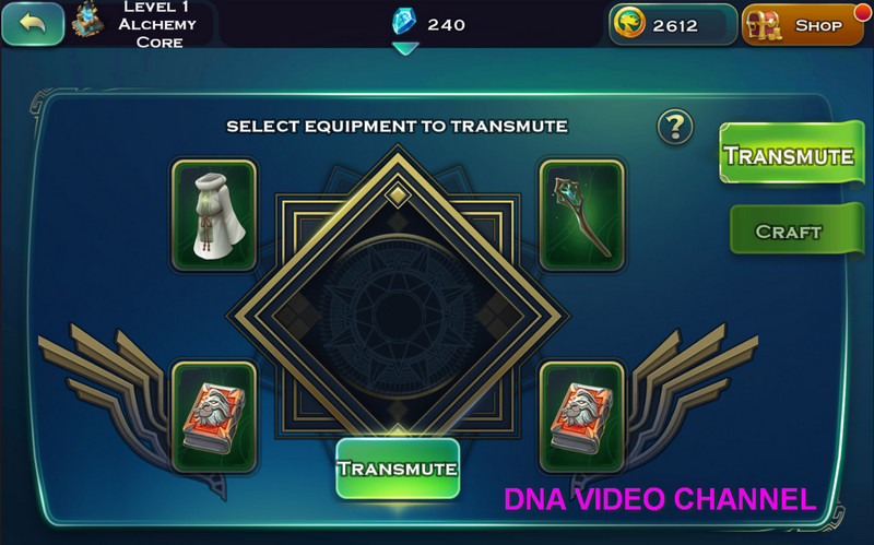 Art Of Conquest Guide Transmutation