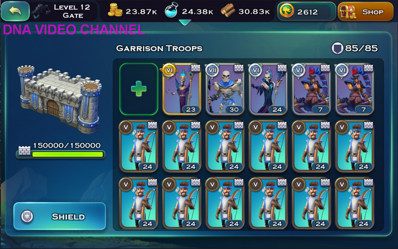 Art Of Conquest Guide Defense Troops