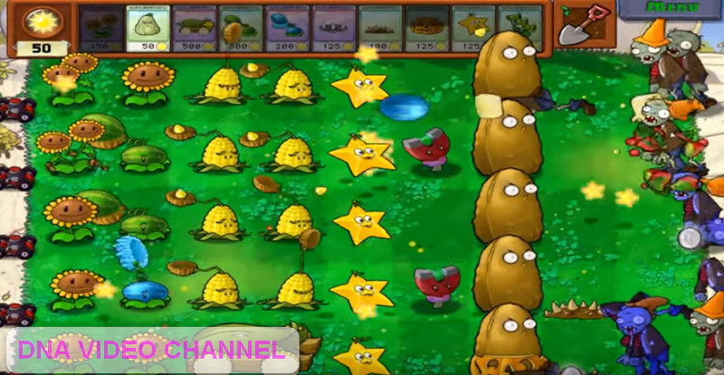 Free PC Games - Plants vs Zombies