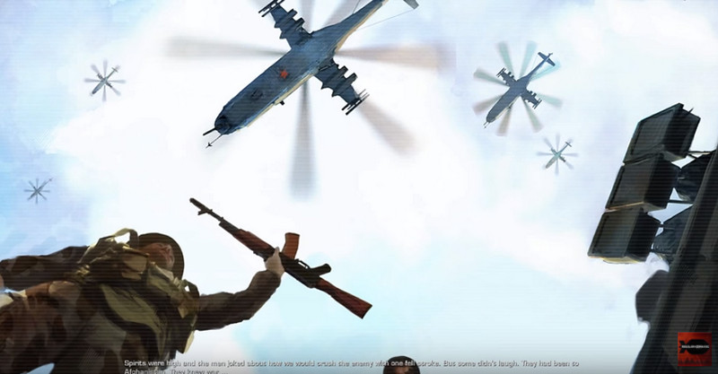 World in conflict - video