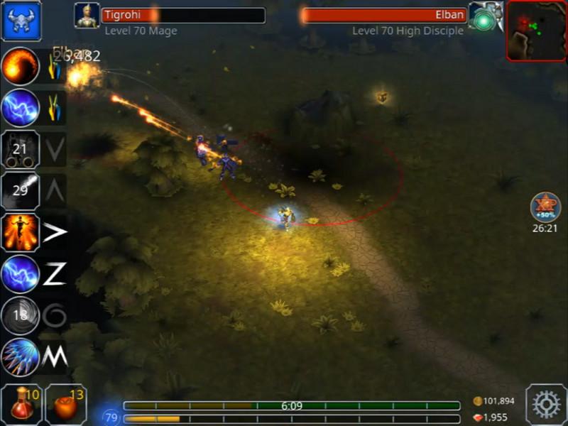 Aggiornamento Eternium Devastating Assault