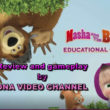 Masha And The Bear Educational