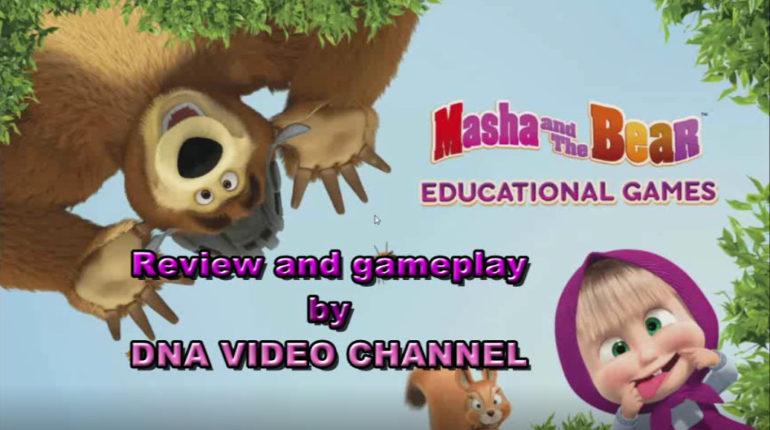 Masha And The Bear Educational