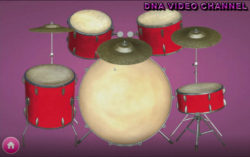 Masha And The Bear Educational - drums