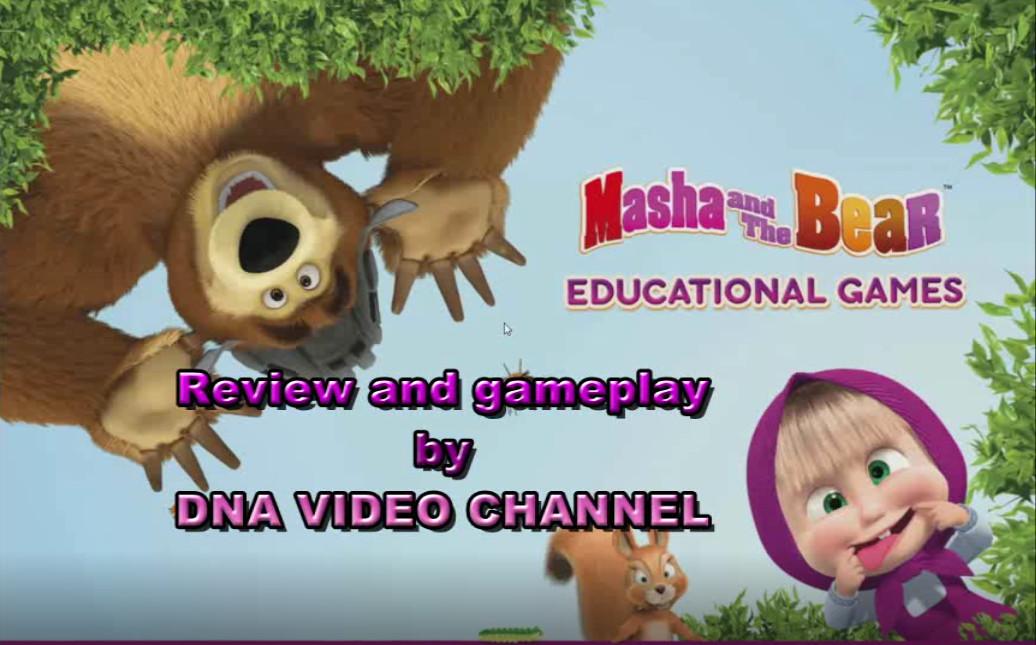 Masha e Orso - Giochi Educativi