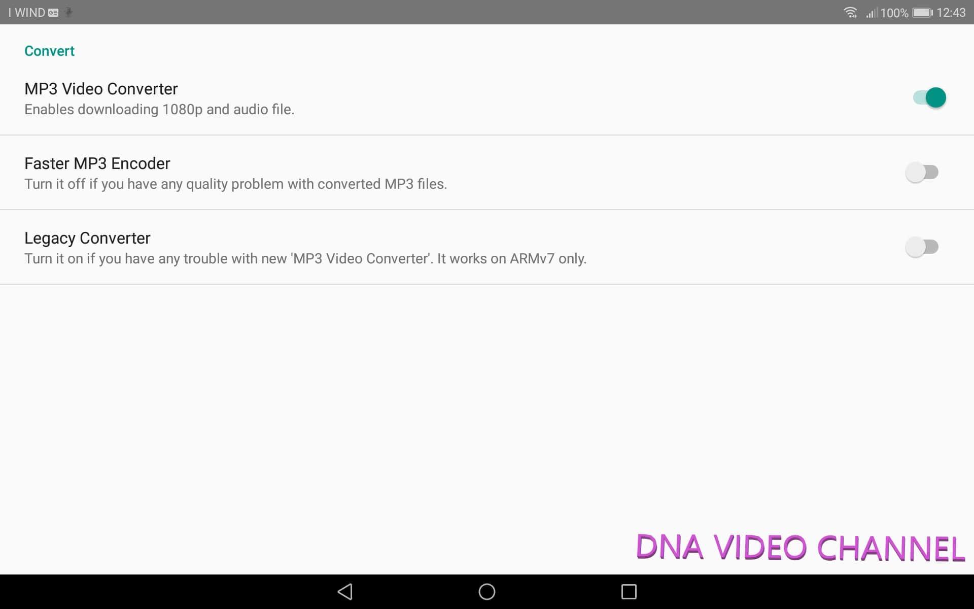 download mp3 converter for tubemate