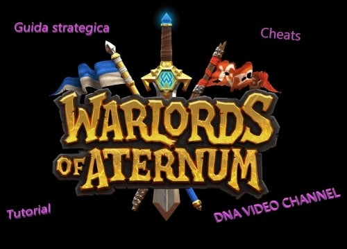 Warlords of Aternum Guida Tutorial Cheats
