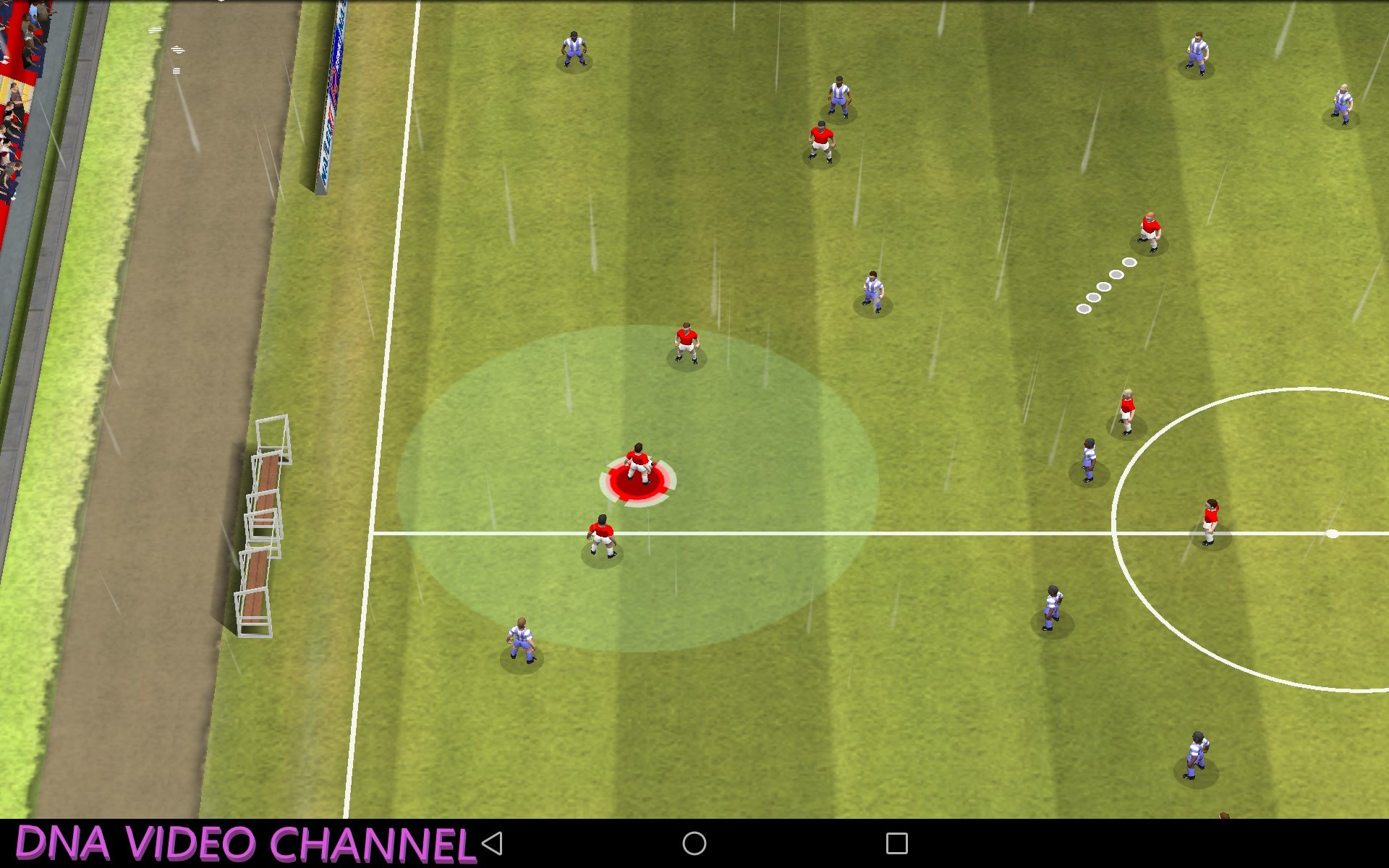 download free offline football manager games for android