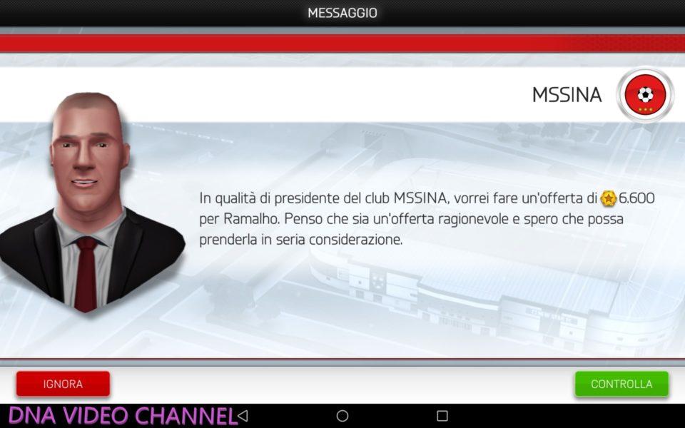Gioco manageriale offline - Proposta Acquisto