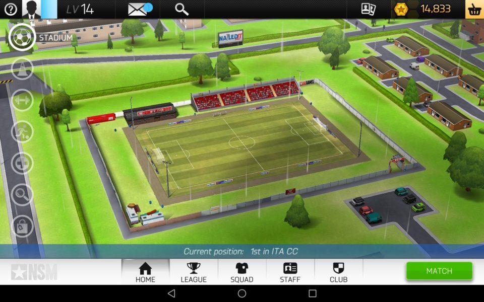 New Star Manager Stadium image