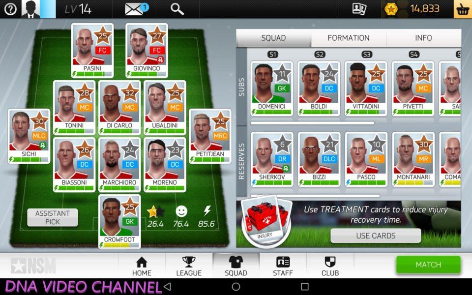 New Star Manager Team Management